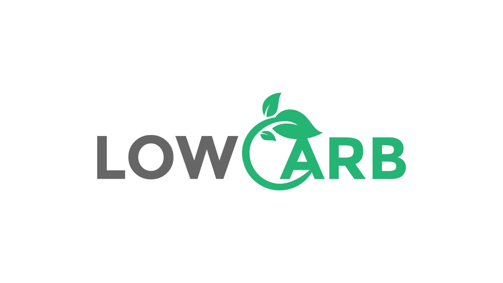 LowCarb - Netverslun - Logo - Vörumerkjahönnun