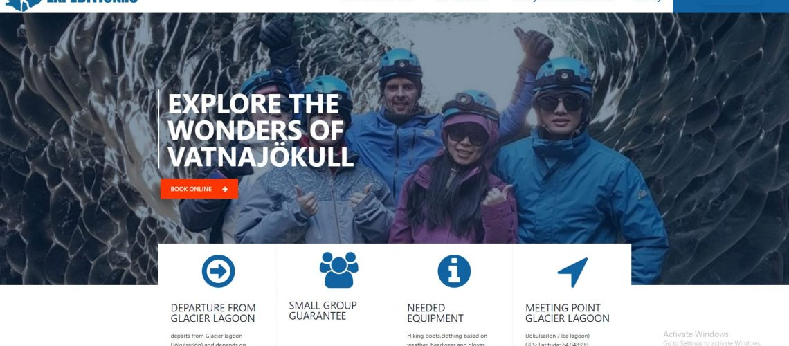 Expedition Iceland - Vatnajökull Tours
